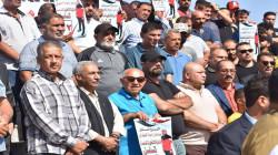 العشرات من انصار الكتلة الشيعية الخاسرة يتظاهرون في 3 محافظات