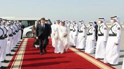 President Barzani arrives in Erbil