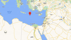 Quake felt in Egypt