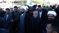 العامري والخزعلي يوجهان طلباً إلى أنصارهما المتظاهرين