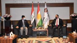 السليمانية تدعو باكستان لتطوير العلاقات الثقافية والفنية مع العراق وكوردستان
