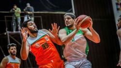 غاز الشمال يفوز على الخطوط في إفتتاح دوري السلة الممتاز