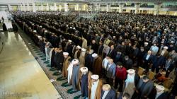 في حدث أول من نوعه.. إمام سني يلقي خطبة جمعة طهران