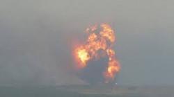 مقتل وإصابة 16 شخصاً بحريق في مصنع للمتفجرات في روسيا