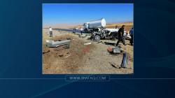 صور .. مصرع وإصابة 17 شخصاً بثلاثة حوادث بإقليم كوردستان وجنوبي العراق