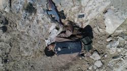قوة مشتركة تستهدف وكراً لداعش في سلسلة جبال قرب أربيل توقع قتيلاً بصفوف التنظيم