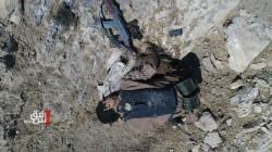 الجيش العراقي يُجهز على داعشي في مخمور