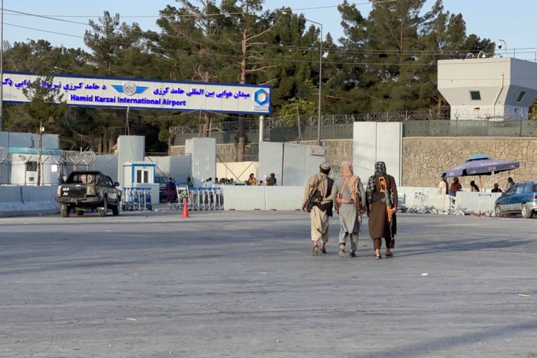 ISIS claims responsibility for an attack that plunged Kabul into complete darkness