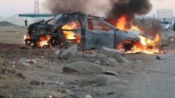 كوباني.. مقتل 3 أشخاص بقصف تركي استهدف سيارة