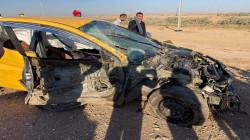 اصابة 5 مدنيين بحادثي سير في محافظتين
