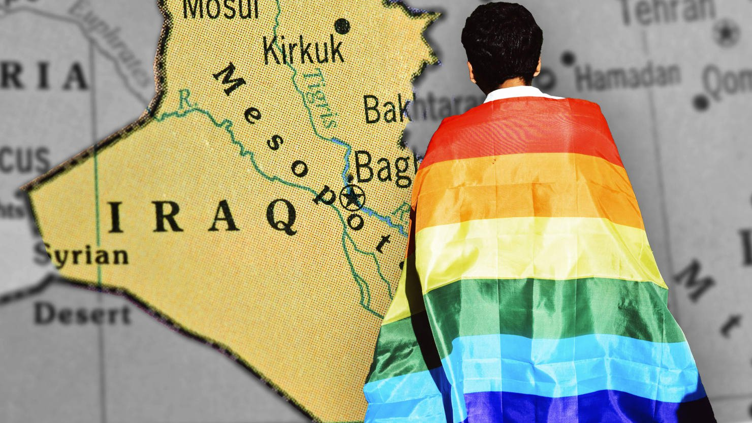 ISIS Is Beaten. But Iraq Is Still Hell for LGBT+ People.