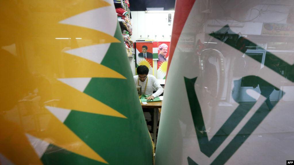 """امريكا تؤشر """"تقدماً جيداً"""" في العلاقات بين بغداد وكوردستان وتحث على المزيد"""