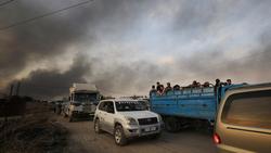حكومة اقليم كوردستان تعلن استقبال نحو 1000 لاجئ من سوريا