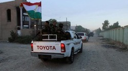 A joint operation starts between Peshmerga forces and the international coalition to pursue ISIS
