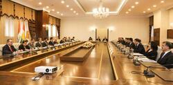 مجلس وزراء كوردستان يتخذ قرارات تخص البيشمركة وأصحاب العقود وحقوق الاقليم