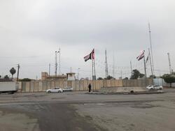 السلطات بكربلاء تحصن مجلس المحافظة بالجدران الكونكريتية تحسبا لاقتحامه