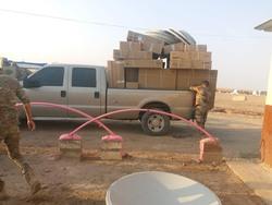 السلطات الامنية تعتقل سوريين وتنفذ انزالين غربي العراق