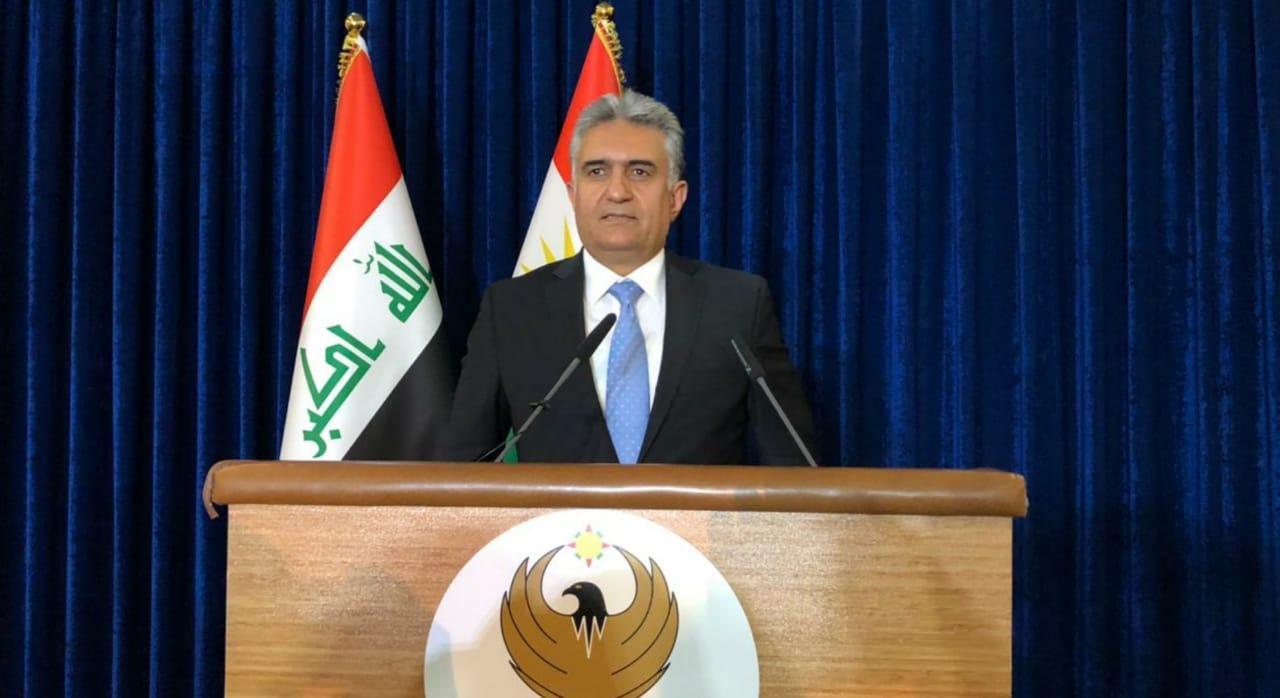 داخلية  كوردستان تقدم مزيدا من التسهيلات للتنقل بين المحافظات والسفر لتركيا