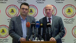 KDP and Change meeting ends by emphasizing the Kurds' involvement in any change in Iraq
