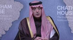 الجبير: لا وساطة مع إيران وتصدير ثورتها أمر مرفوض
