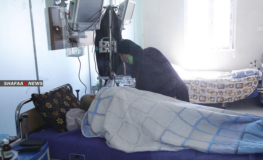 وفاة خمسيني مصاب بفيروس كورونا في السليمانية