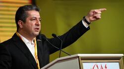مسرور بارزاني يصل السليمانية ويبدأ اجتماعاته مع ثلاثة احزاب