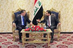 الحلبوسي: النية صادقة في البرلمان لوضع حلول لكل الخلافات بين بغداد وأربيل