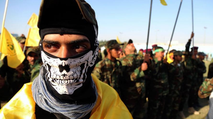 قصف بطائرات مجهولة يستهدف فصائل عراقية على الحدود العراقية السورية