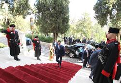 بارزاني يبلغ الملك عبد الله ترحيبه بالاستثمارات الاردنية في الاقليم