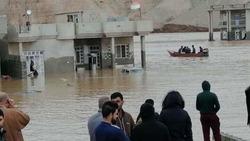 العراق يتخذ التدبير لمواجهة السيول والفيضانات القادمة من ايران