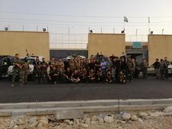 من اجل مبلغ زهيد .. شخص يقتل عامل محطة وقود بالسليمانية والسلطات تعتقله (صور)