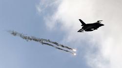 الـ:أف 16 العراقية تستهدف انفاقا لتنظيم داعش جنوبي الموصل