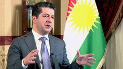 بارزاني يحدد 4 نقاط رئيسة بالحوارات بين اربيل وبغداد: نصدر نفط كركوك سوية