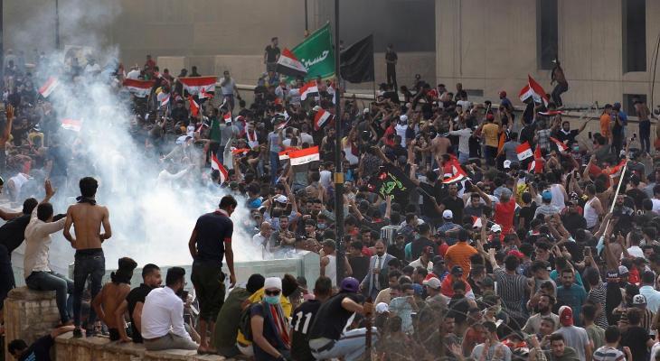 بغداد تفرض حظرا للتجوال من منتصف الليل