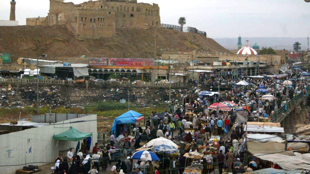 """العشائر الكوردية في كركوك تسلم """"يونامي"""" مطالب ابرزها انهاء تواجد المجاميع المسلحة"""