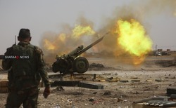 """Military operation launched towards the """"Emirate of Evil"""" in Iraq"""