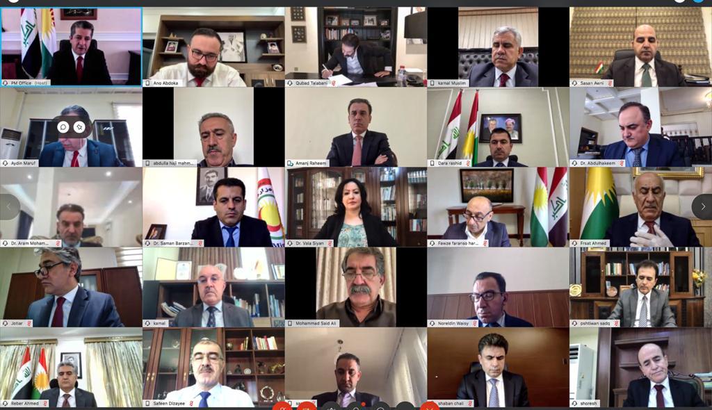 وفد حكومة إقليم كوردستان يزور بغداد الأسبوع المقبل لإدامة المحادثات