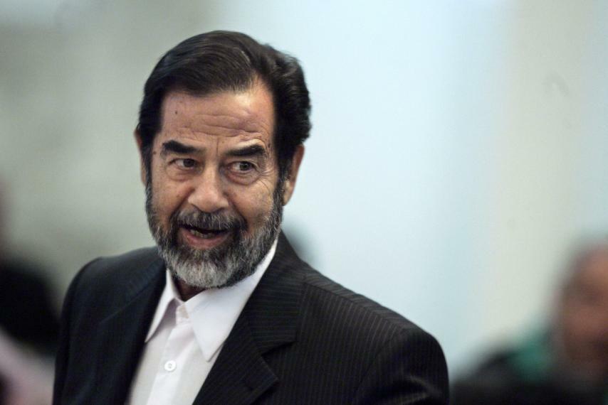 """الكشف عن العلاقات """"السرية"""" بين صدام و بن لادن ومحاولة اسقاط النظام السعودي"""