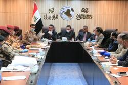 البرلمان يدعو لتفعيل التنسيق الامني المشترك بين الحكومة الاتحادية واقليم كوردستان