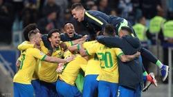 كوبا أميركا.. البرازيل تتأهل إلى نصف النهائي بشق الأنفس