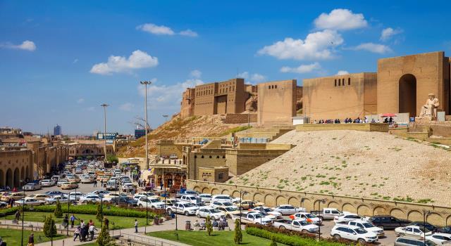 درجات الحرارة تبدأ بالارتفاع في اقليم كوردستان