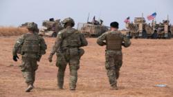 تلفزيون: انسحاب القوات الامريكية من قاعدة عسكرية غربي العراق