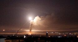 سوريا تعلن التصدي لهجمات صاروخية إسرائيلية