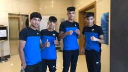 ملاكمو العراق يقصون شريط البطولة الاسيوية للناشئين في الفجيرة