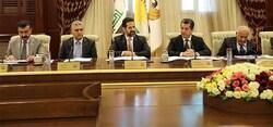 مجلس وزراء اقليم كوردستان يعقد جلسة لمناقشة ملفين وعدد من المواضيع