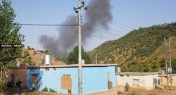 الطائرات التركية تقصف قرية ومرتفعات في اقليم كوردستان