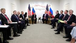 بلقاء استمر ساعة ونصف.. اجتماع ترامب- بوتين يبحث جملة ملفات وايران تتصدر
