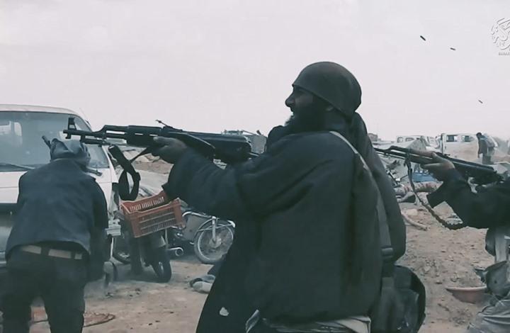 """البنتاغون: داعش استفاد من """"خطوة تركيا"""" ويجهز لمفاجأة"""