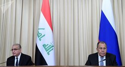 """الخارجية العراقية تتحدث عن مباحثات """"مهمة"""" مع لافرورف شملت خمسة ملفات"""