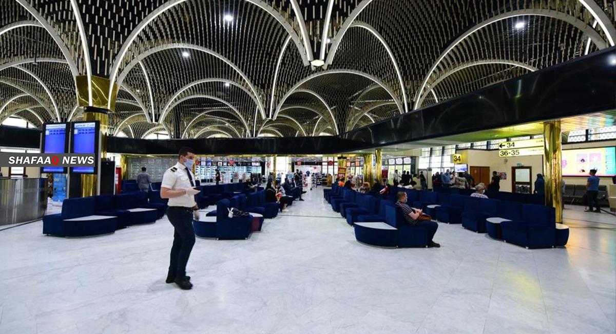الإعلام الأمني: استهداف مطار بغداد تم عبر ثلاث طائرات مسيرة